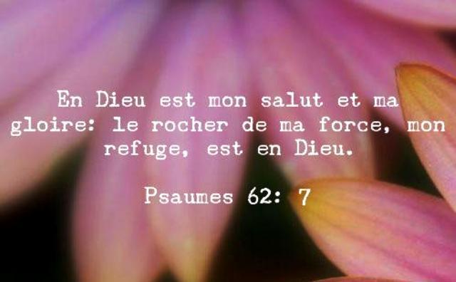 Psaume 61 (62) — Notre Dame de la Fraternité
