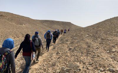 Jour 2 – Pèlerinage en Terre Sainte