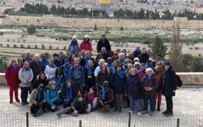 Jours 8 & 9 – Pèlerinage en Terre Sainte