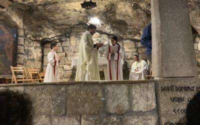 Jour 7 – Pèlerinage en Terre Sainte