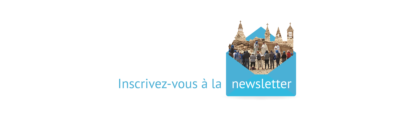 bouton d'inscription à la newsletter