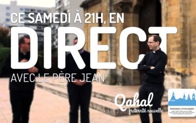 Radio Qahal avec le Père Jean, en direct le 28 novembre 2020 à 21 heures