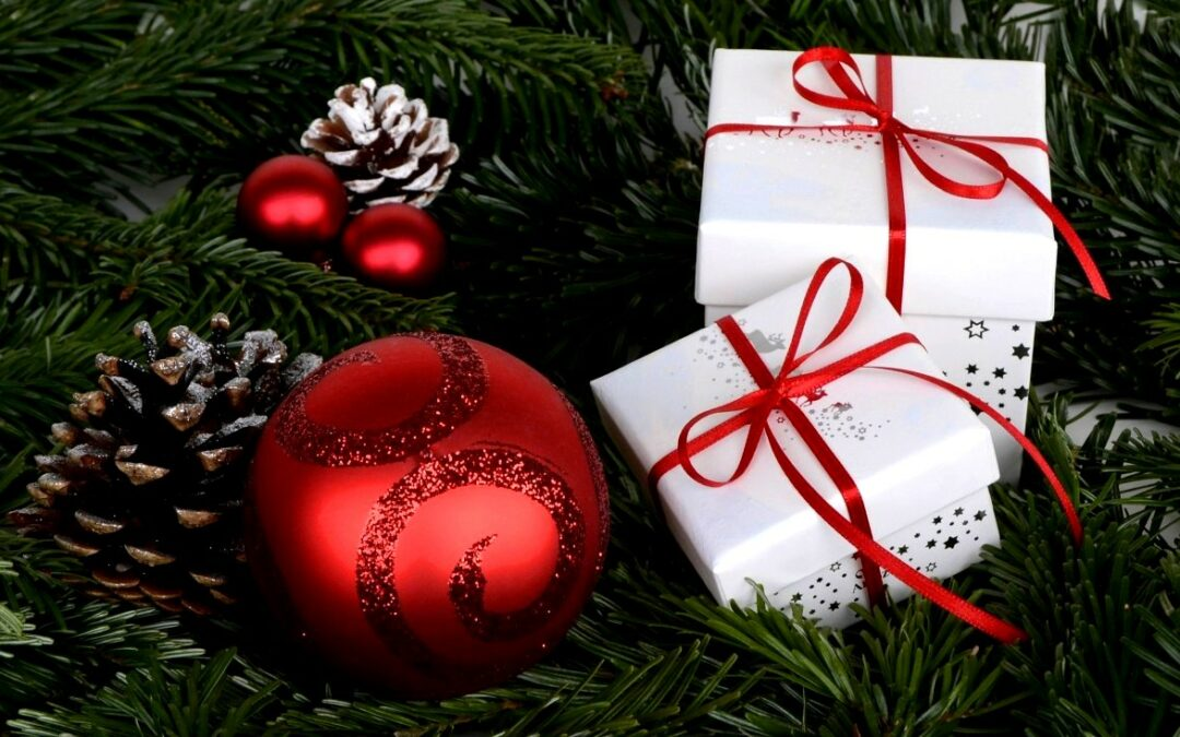 Nous vous attendons pour vos cadeaux de Noël