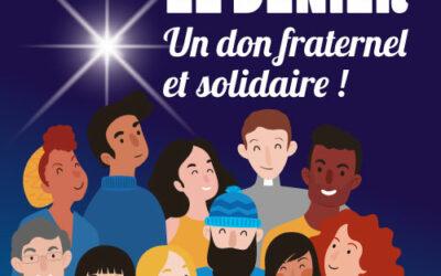 LE DENIER : UN DON FRATERNEL ET SOLIDAIRE #5 : APPEL DE MGR LALANNE