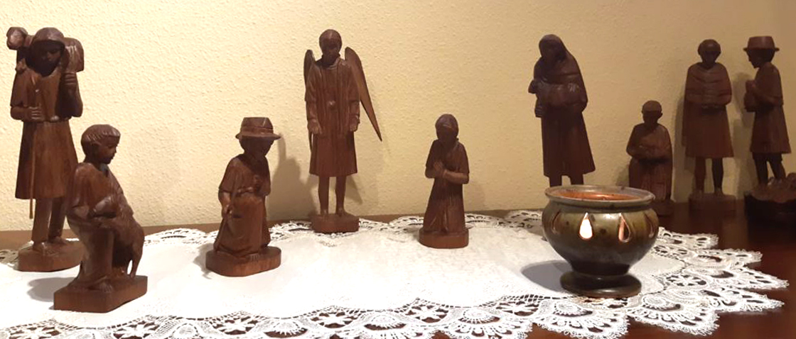Expo photo de nos coins prières et de nos crèches