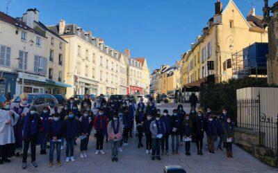 Appel décisif de Maïna à Pontoise