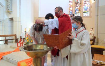 Baptême de Maïna