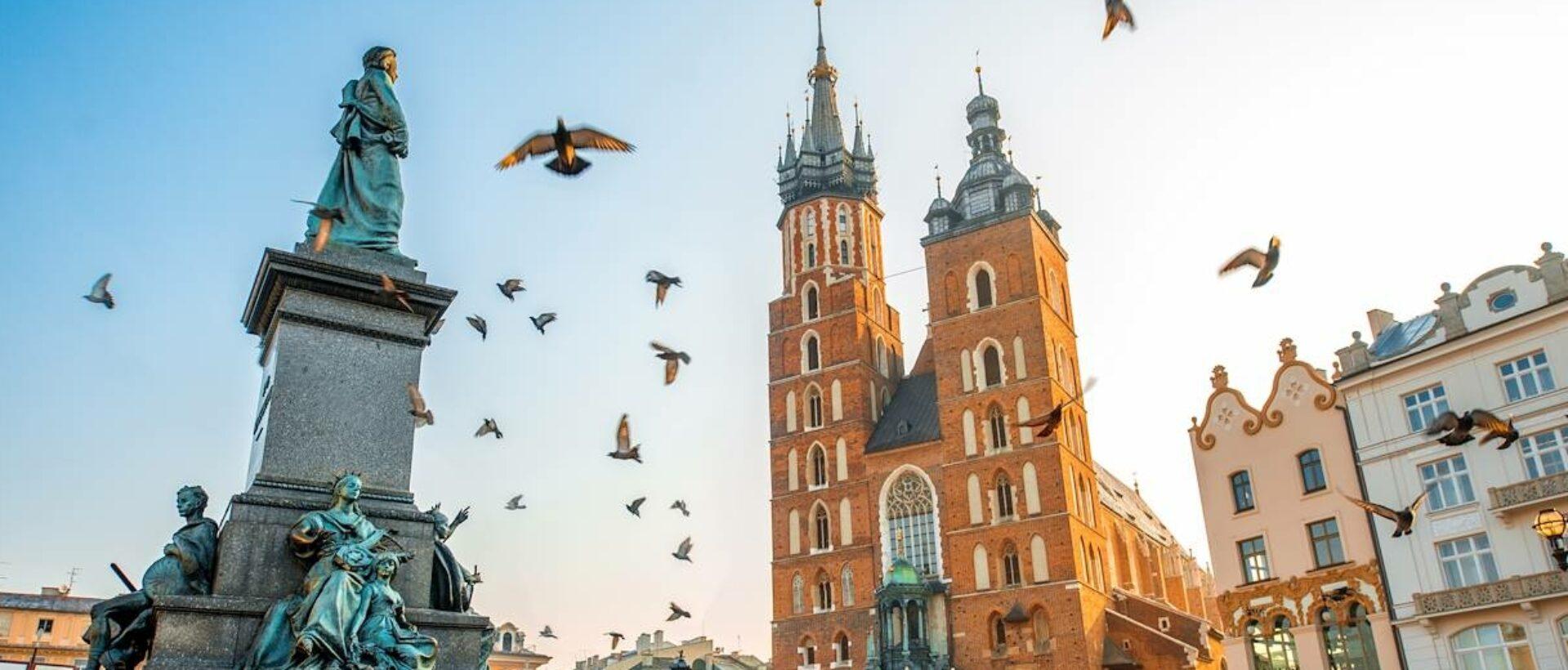 Pèlerinage paroissial en Pologne